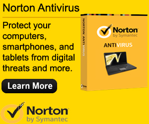 Norton Antivirus - Digital Threats? Protect all your devices now.