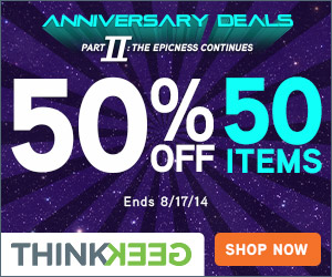 50% off 50 Items