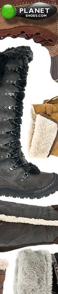PlanetShoes.com Free Shipping & Returns.