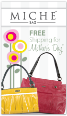 Miche Bag - Free Shipping for Mother's Day