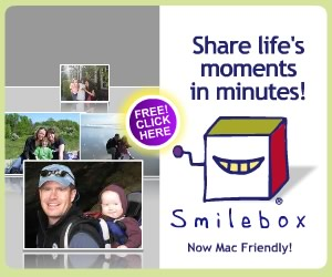 Smilebox for Mac is here!