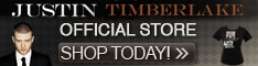 Justin Timberlake Official Store - Shop Today