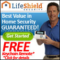 LifeShield Security - Free Keychain Remote