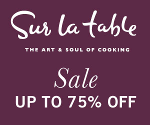 Sur La Table Up To 75% Off Clearance Sale