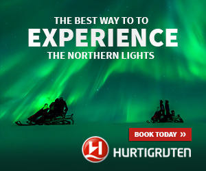 Hurtigruten Cruise to Norway - Discovery and Adventure