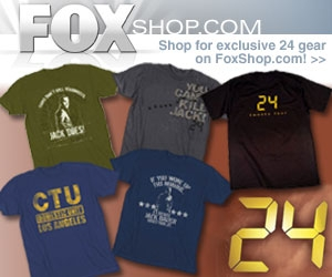 24/Jack Bauer on FOXshop.com - Shop now!