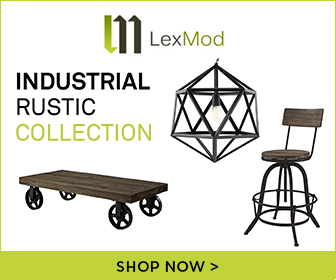 Image for Shop the Industrial Modern Collection at LexMod.com!