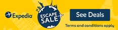 Great deals on Expedia