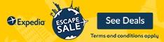 Expedia Sale