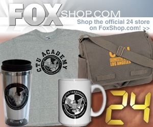 24/CTU products on FOXshop.com - Shop now!