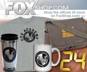 24/CTU products on FOXshop.com - Shop now!