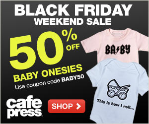 Black Friday/Cyber Monday Special - 50% Off Onesi