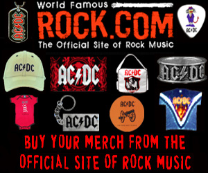 Get ACDC Band T-Shirts & Merchandise from Rock.com