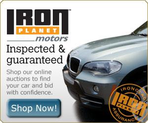 IronPlanet Motors