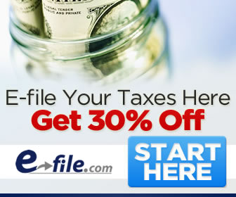 Image for File Taxes 30% Off - 336x280