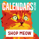 Shop Cat Calendars Now!