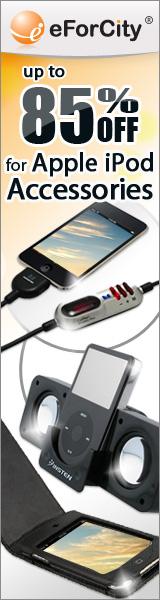 iPod Accessories - Nano, Touch, Classic & more