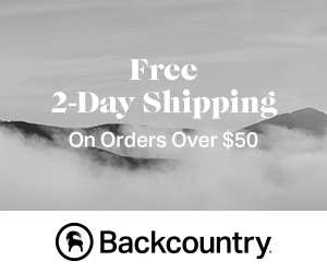 Backcountry.com Free 2-Day Shipping