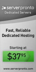 ServerPronto Dedicated Servers