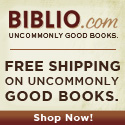 Biblio - used, rare, out of print, signed and first edition books and textbooks