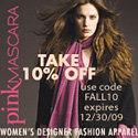 Designer Fashions at 10% OFF