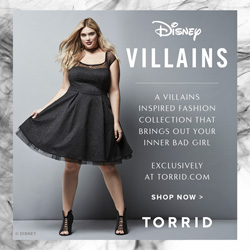 -Tim Burton's The Nightmare Before Christmas: A Special Fashion Collection Inspired By The Disney Film. Now at Torrid.com!-