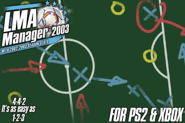 UK e-shop link for LMA Manager PS2