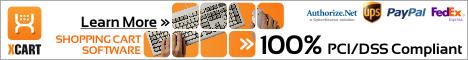 X-Cart PCI-DSS compliant e-Commerce Software