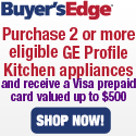 Purchase 2 or more eligible GE Profile Kitchen App