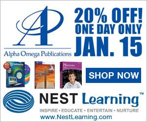 AOP 20% Off at NestLearning.com