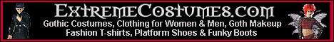 ExtremeCostumes.com: Gothic Costumes & Clothing