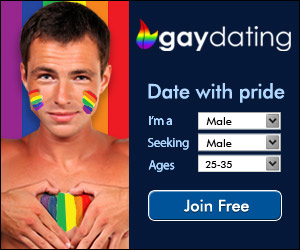 GayDating.com -Date with Pride