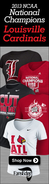Shop for 2013 Louisville Cardinals National Champions gear at FansEdge!