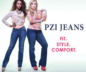 PZI Jeans Classic Denim