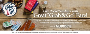 Buy Any Item On This Page & Get a Free Gift Of 2 Pocket Sardine Tins + Free Shipping On Orders Over