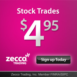 Open a Zecco account, free stock trades
