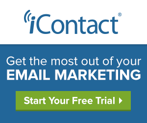 Your business and iContact, better together - try iContact for free!