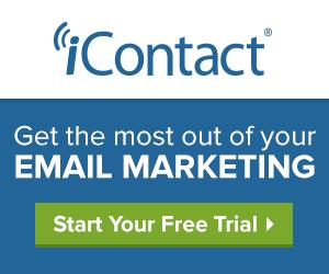 iContact邮件营销工具免费使用