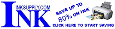Save Up To 80% on Ink