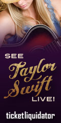 Taylor Swift schedule
