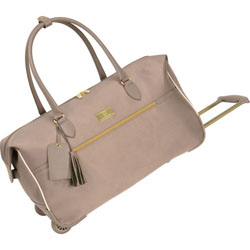 Anne Klein Madrid 22 inch Wheeled City Bag Now Only $49.95 Org. $240.00 Plus Free Shipping. Use Promo Code MDWD