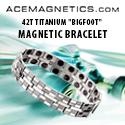 Powerful Magnetic Bracelet