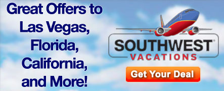 Southwest Airlines Vacations Sale!