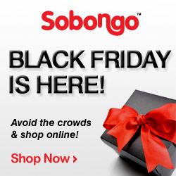 Sobongo Black Friday Sale