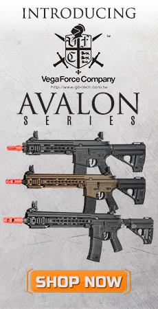 Avalon Series Airsoft Rifles