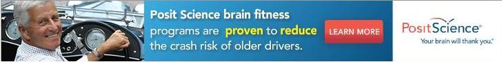 50% crash risk reduction for seniors