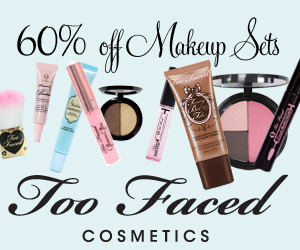 Save up to 60% off Makeup Sets