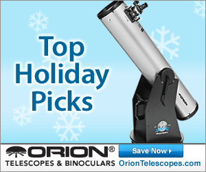 Orion Binoculars for Stargazing!
