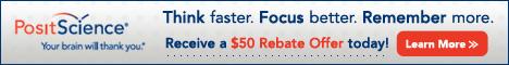 $50 Rebate Offer
