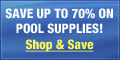 Aquasupercenter Pool Supplies 70%